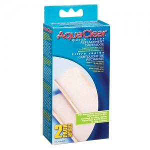 Aquaclear Quick Filter Replacement Cartridge - 2 pk