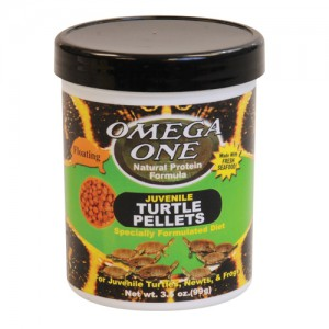 Juvenile Turtle Pellets - 3.5 oz