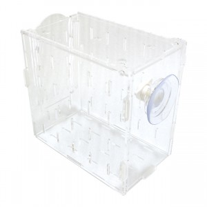 "Acclimation Tank - 1 Compartment - 4"" x 7"" x 6"""