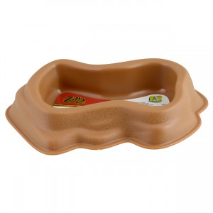 Durable Dish - Brown - Medium