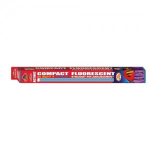 """Actinic Compact Fluorescent Lamp - Straight Pin - 65 W - 21"""""""