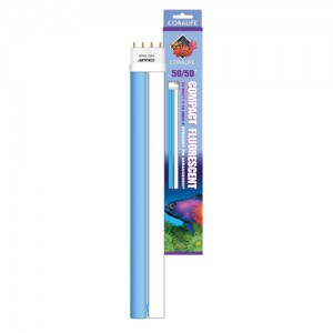 """50/50 Compact Fluorescent Lamp - Straight Pin - 24 W - 13"""""""