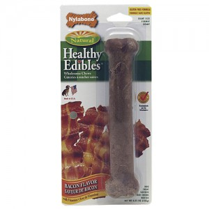 Healthy Edibles Wholesome Chews - Bacon - Giant - 1 pk