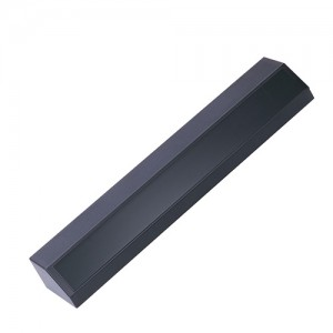 Aqueon Fluorescent Strip Light - Black - 12""