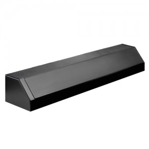 Aqueon Fluorescent Strip Light - Black - 20""