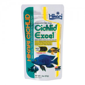 Cichlid Excel - Mini Pellets - 2 oz