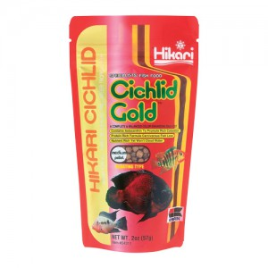 Cichlid Gold - Medium Pellets - 2 oz