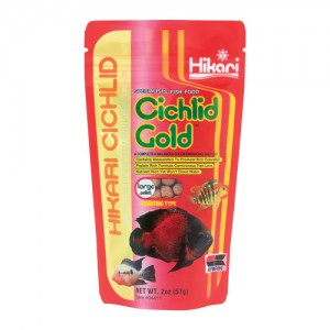 Cichlid Gold - Large Pellets - 2 oz