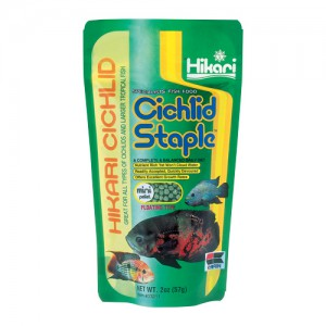 Cichlid Staple - Mini Pellets - 2 oz