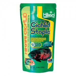 Cichlid Staple - Mini Pellets - 8.8 oz