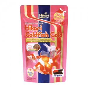 Goldfish Gold - Baby Pellets - 10.5 oz