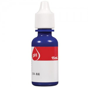 Reagent Refill for pH High Range Test Kit