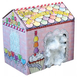 My Hamster House - Candy Cottage