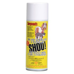 Shoo! Dog and Cat Repellent & Training Aid - 400 g