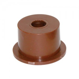 "Reducer Bushing Slip X Thread - 1-1/4"" x 1/2"""