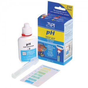pH Test Kit - Freshwater