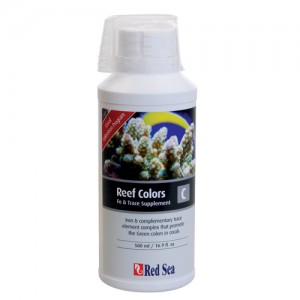 Reef Colors - C (Iron/Trace) - 500 ml
