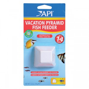 Vacation Pyramid Fish Feeder - Up to 14 Days