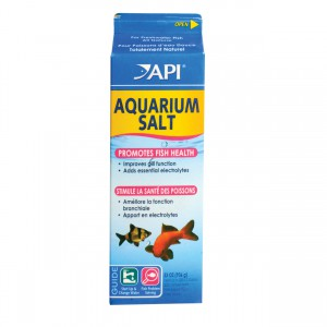 Aquarium Salt - 33 oz