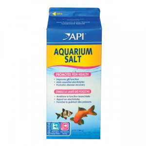 Aquarium Salt - 65 oz