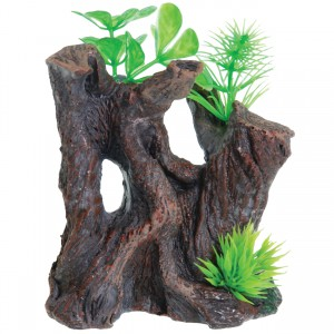 Mini Garden Stump - Style C