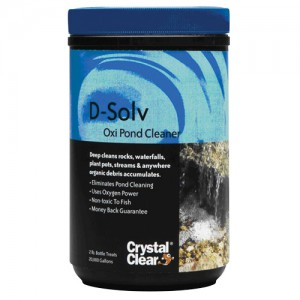 D-Solv Oxy Pond Cleaner - 2 lb