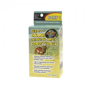 Hermit Crab Drinking Water Conditioner - 2.25 fl oz