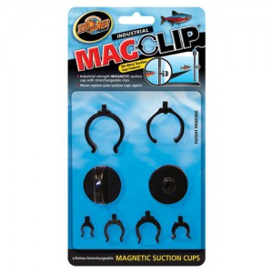 Mag-Clip Magnetic Suction Cups