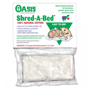 Shred-A-Bed Bedding - 3 pk