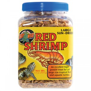 Large Sun-Dried Red Shrimp - 2.5 oz