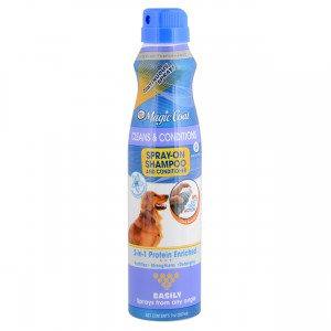 Magic Coat Cleans & Conditions Continuous Spray-On Shampoo - 7 fl oz