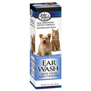 Ear Wash Anti-Itch Ear Cleaner - 4 fl oz