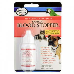 Quick Blood Stopper Gel - 1.16 oz