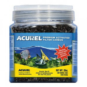 Premium Activated Filter Carbon Granules - 20 oz