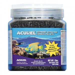 Extreme Activated Carbon Pellets - 23 oz
