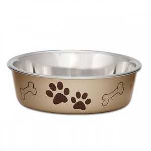 Bella Bowl - Metallic Champagne - Small