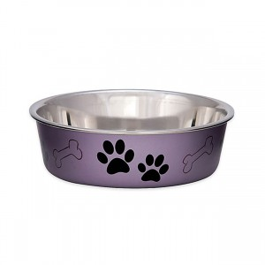 Bella Bowl - Metallic Grape - Small