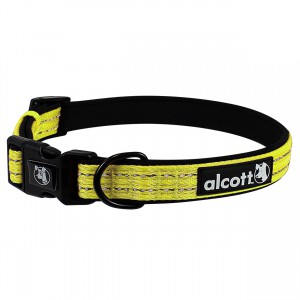 Essentials Visibility Collar - Neon Yellow - Large