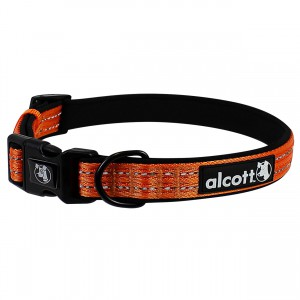 Essentials Visibility Collar - Neon Orange - Large
