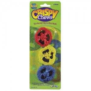 Ka-Bob Crispy Chews - Multi-Color - 3 pk