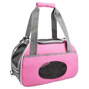 Sport Pet Carrier - Pink