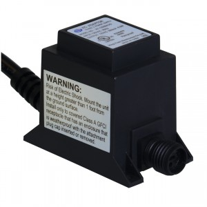 12 Volt Garden & Pond Lighting Transformer - 6 W
