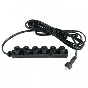 6-Way Splitter for 12 Volt Lighting - 40""