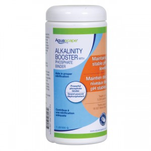 Alkalinity Booster with Phosphate Binder - 500 g