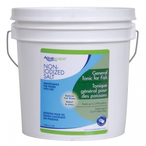 Non-Iodized Pond Salt - 9 lb