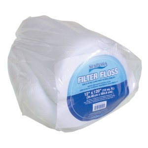 Filter Floss - 10 sq ft