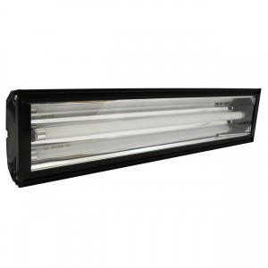 Single Lamp Fluorescent T5 High Efficiency Light System - 28 W - 48""