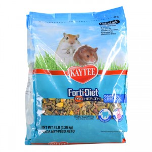 Hamster and Gerbil Food - 3 lb