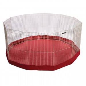 Deluxe Small Animal Play Pen - 11 Panel