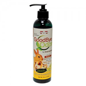 GoodBye Odor for Small Animals - 8 fl oz
